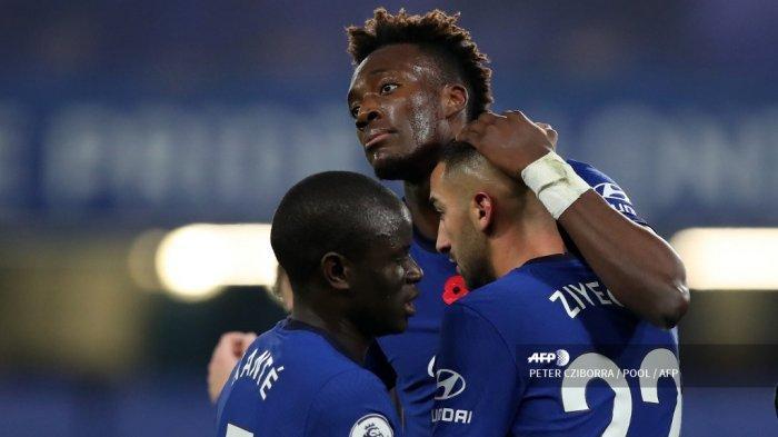 JADWAL Liga Inggris Chelsea vs Manchester United – Rumor tak Sedap dari Penyerang Muda The Blues
