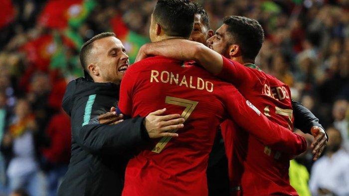 LIVE Streaming TV Online Hungaria vs Portugal Piala Eropa 2020 Malam Ini Pukul 23.00 WIB